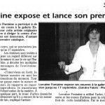 Le Courrier, 5 septembre 1995